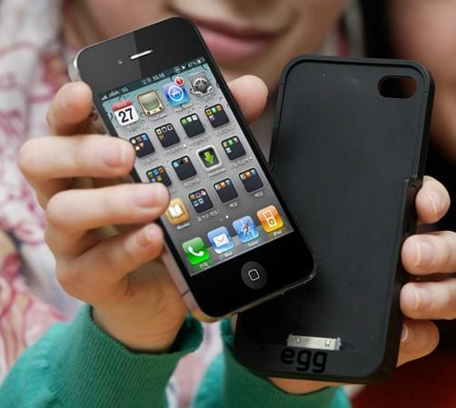 WiMAX sleeve brings 4G speeds to the iPhone 4 in South Korea