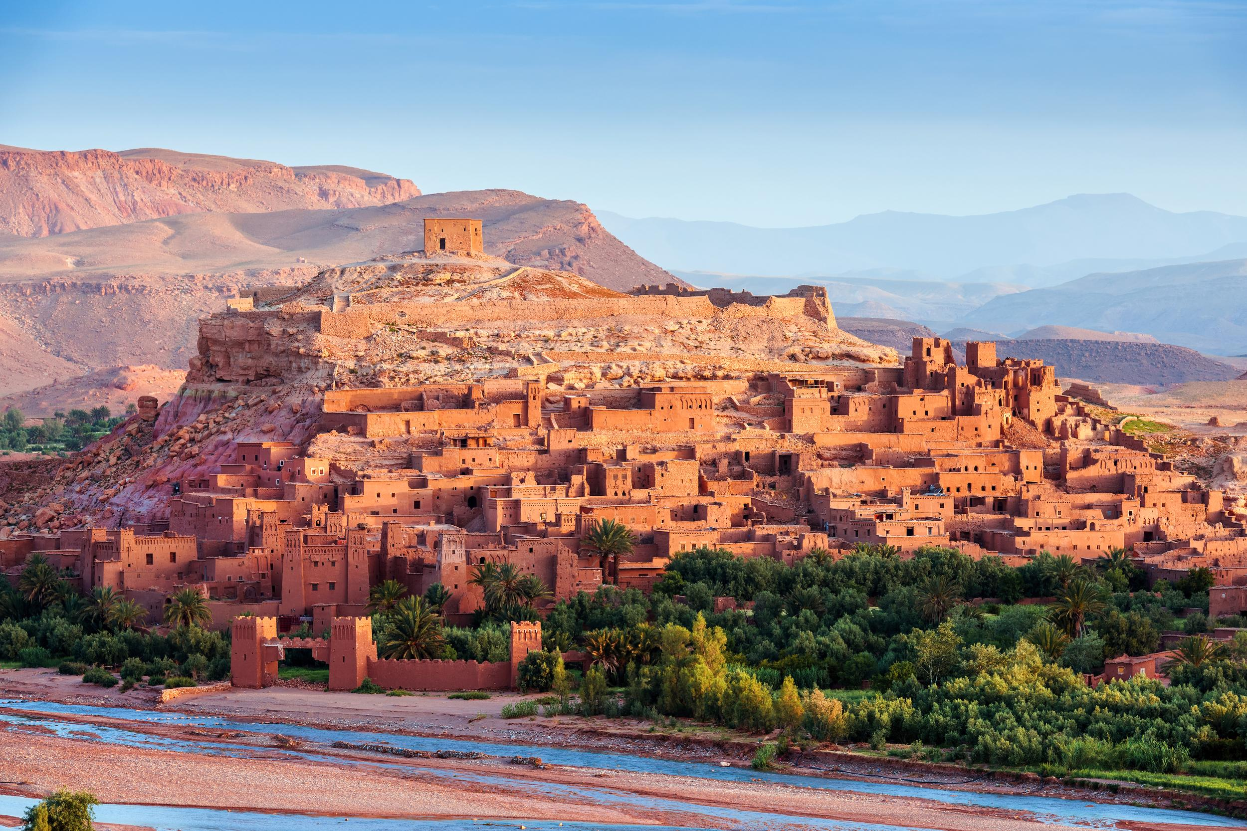 """<p><strong>GOT location</strong>: Yunkai and Pentos</p>  <p><strong>Real life location</strong>: Ait Benhaddou, Morocco</p>  <p>The Breaker of Chains freed the city of Yunkai in season three,which is really located in Morocco. This location also served as a filming spot for Pentos.</p>  <p><a href=""""https://fave.co/2PbpcD1""""><strong>Book your trip.</strong></a></p>"""