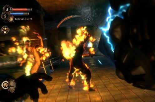 Make an in-game BioShock 2 video, win the most dangerous prize ever