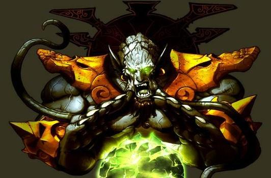 Know Your Lore: Archimonde the Defiler