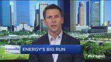 Seaport Global Securities' Mike Kelly on energy's big run