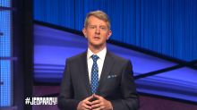 Ken Jennings debuts as host of 'Jeopardy!': 'No one will ever replace the great Alex Trebek'