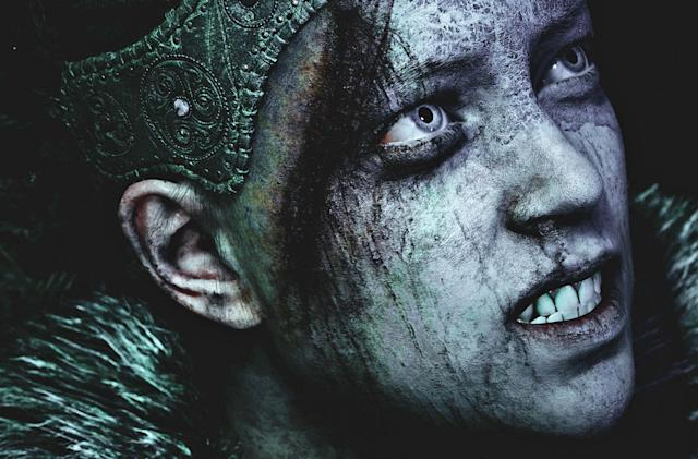 'Hellblade: Senua's Sacrifice' is getting the VR treatment