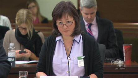 Carol Todd asks government to split online crime bill