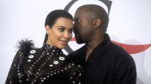 El lúgubre regalo de Kanye West a Kim Kardashian: un mensaje de su padre muerto