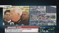 LAX Police Chief: Officers didn't hesitate