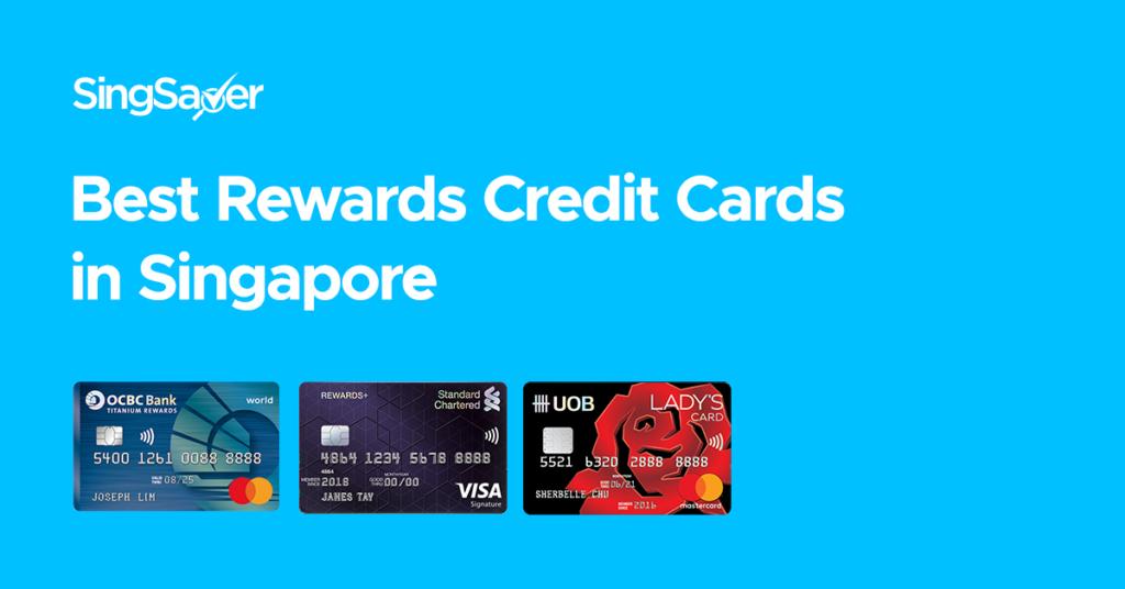 best rewards credit cards in singapore 2021