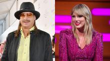 Kid Rock says Taylor Swift is a Democrat for her career in sexist tweet: 'Good luck girl'