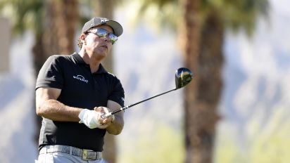 Mickelson denies role in gambler's Trump clemency
