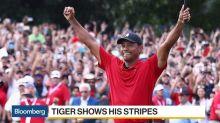 The Tiger Woods Comeback Is Complete, Sponsors Rejoice