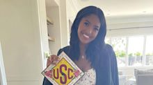 Vanessa Bryant's Daughter Natalia Graduates from High School: 'So Proud of You'