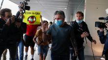 Foot - ESP - Barça - Barça:le père de Lionel Messi est arrivé à Barcelone