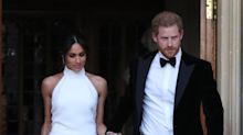 Stella McCartney: Meghan Markle's reception dress was her last chance to reflect 'the joy and the human within her'
