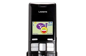 Linksys introduces CIT310 DECT phone with Yahoo! inside