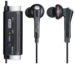 Pioneer's SE-NC31C-K noise-cancelling earbuds are cheap, but are they effective?