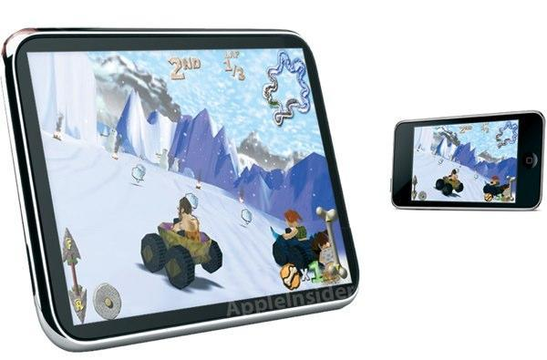Apple tablet rumors strike back: 9.6-inch with HSDPA and P.A. Semi processor coming February 2010?