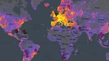 Clever heatmap helps you avoid other tourists