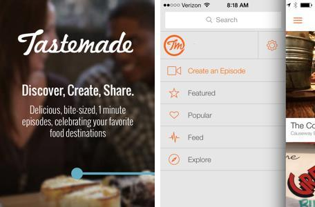 Daily App: Tastemade will turn you into a professional food critic
