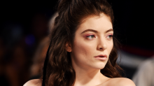 Lorde Has The Best Response To People Hating On Her Unibrow