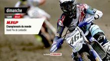 MOTOCROSS - CHAMPIONNATS DU MONDE MX2  MXGP : Étape 9 en Lombardie, bande-annonce