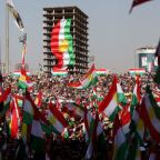 U.S cautions citizens of possible unrest during Kurdish independence referendum