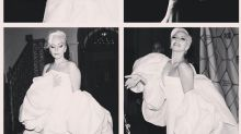 Post-4amFitting, Lady Gaga's Emmy Dress Designer Has Out of Body Experience