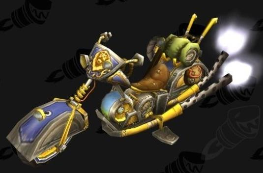 Chauffered Chopper heirloom mount coming in patch 6.1