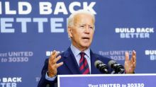 Biden says Trump 'just doesn't care' about U.S. economic pain from pandemic