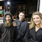 Woman raises £200,000 for homeless man who rescued her with his last £15