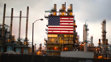 America may be responsible for oil's plunging prices