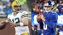 Packers, Giants showdown