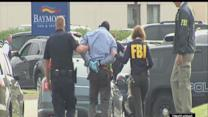 Fishers bank robbery suspects in custody