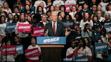 Bloomberg campaign, fighting allegations of sexism, launches 'Women for Mike'