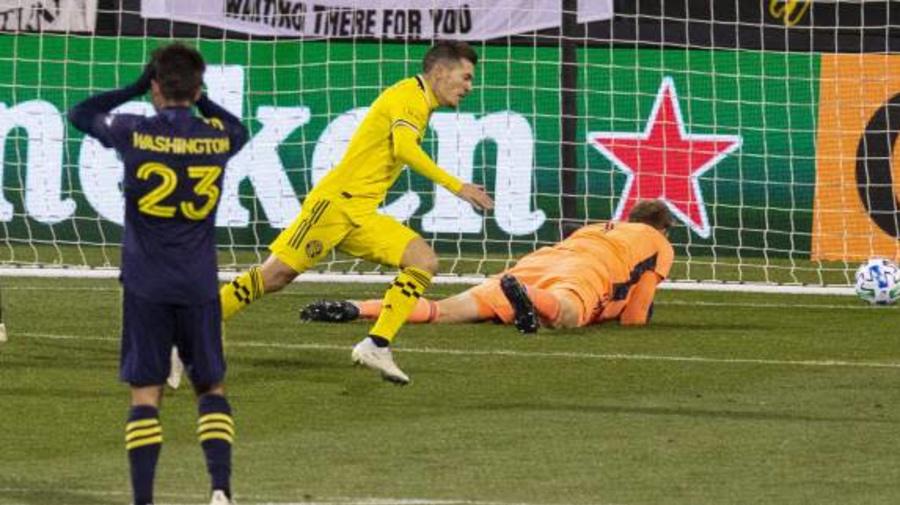 Foot - MLS - MLS: Columbus accueillera New England le 6décembre en finale de la Conférence Est