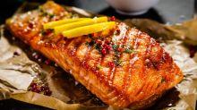 Resep Salmon Panggang Madu
