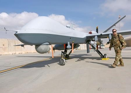 Another US military attack drone shot down over Arabian Gulf