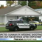Suspected gunman in New Hampshire wedding shooting may sought revenge after stepfather's murder
