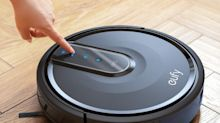 Clean your floors without lifting a finger (well, maybe to turn it on) — the Eufy robot vac is $111 off, today only