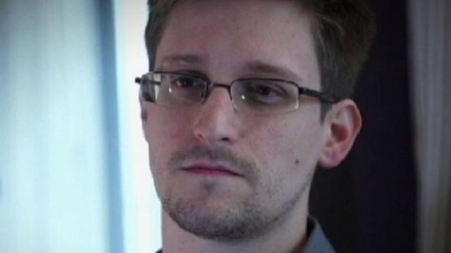 Edward Snowden Answers Questions From Hiding Place