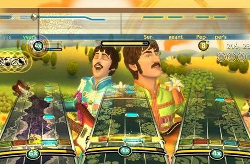 Harmonix taking 'wait and see' approach with The Beatles DLC
