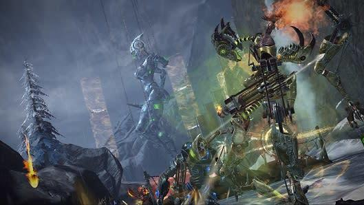 Exclusive preview of Guild Wars 2's Origin of Madness release