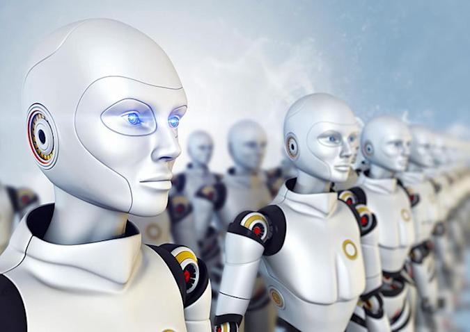 Robot Future: The Inevitable Rise of A.I.