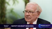Buffett says Berkshire overpaid for Kraft, new retailing environment now