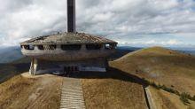 Communist-era mosaics at Bulgaria's controversial monument get life support