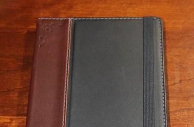 Pad and Quill's Aria iPad mini case: A masterpiece