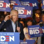 New poll shows Joe Biden with a slim lead over Donald Trump in Texas