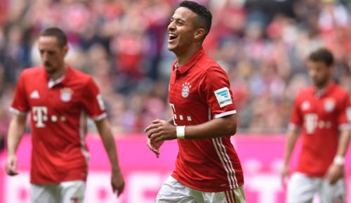 Bundesliga: Thiago: Der beste Mittelfeldspieler der Welt