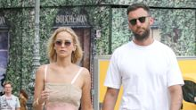 Jennifer Lawrence Is 'Happy' and 'Comfortable' with Boyfriend Cooke Maroney as She Turns 28