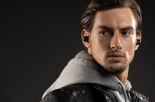 These wireless earbuds claim to last 100 hours on the go