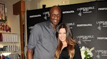 Lamar Odom dice que Khloe Kardashian atacó a una stripper